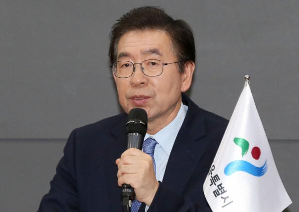 ▲박원순 서울시장.(연합뉴스)