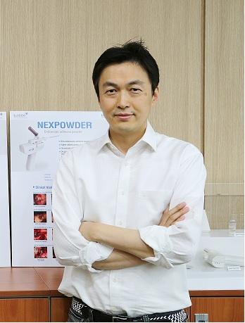 ▲박영환에스엔바이오사이언스 대표.