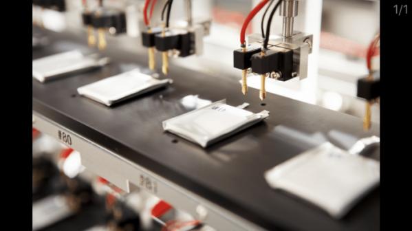▲포스코켐텍 세종 음극재 공장의 배터리소재 연구 설비 모습.(사진제공=포스코켐텍)