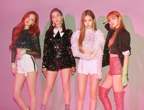 ▲걸그룹 '블랙핑크'(로제, 지수, 제니, 리사)(YG엔터테인먼트)