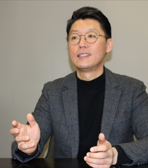 ▲하임바이오 양재혁 본부장(하임바이오)