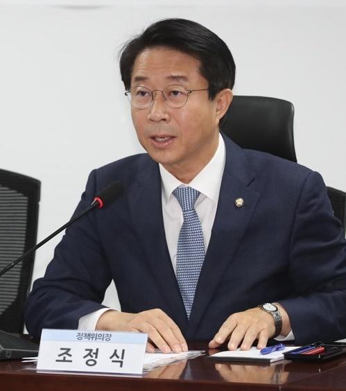 ▲조정식 더불어민주당 정책위의장. (사진=연합뉴스)