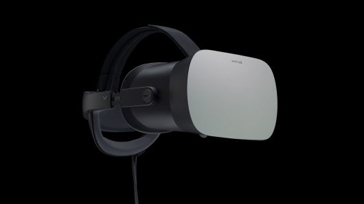 ▲핀란드 스타트업 바르요(Varjo)가 첫 가상현실(VR) 헤드셋을 출시했다. CNBC