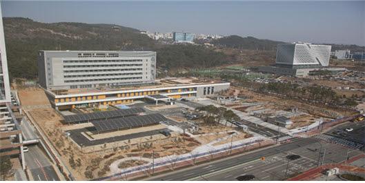 ▲한국에너지공단 신청사 전경.(한국에너지공단)