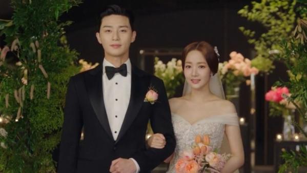 ▲축의금을 카드 납부로 받는 등 결혼식장에서도 여러가지 변화가 일어나고 있다. (출처=tvN 화면 캡쳐)