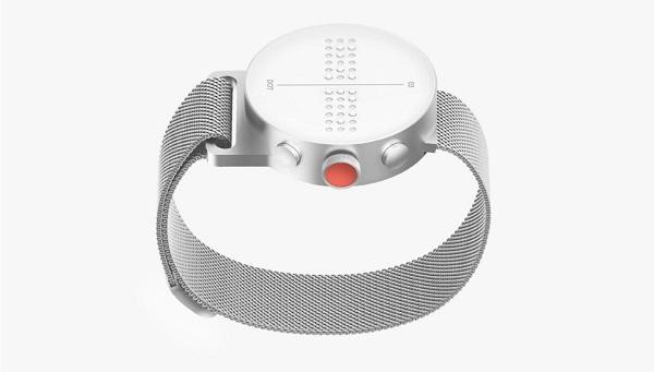 ▲닷 워치(Dot Watch)('닷(dot)' 공식 홈페이지)