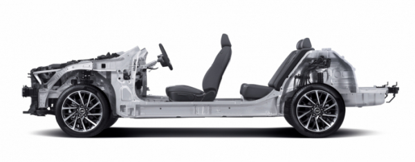 ▲현대자동차의 신형 쏘나타에 적용된 3세대 플랫폼은 충돌 안전도와 연료소비효율, 주행성능, 디자인 등 자동차의 기본 가치를 크게 높였다.(사진제공=현대차)