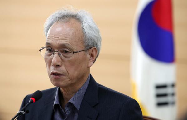 ▲문성현 경제사회노동위원회 위원장.(사진제공=연합뉴스)