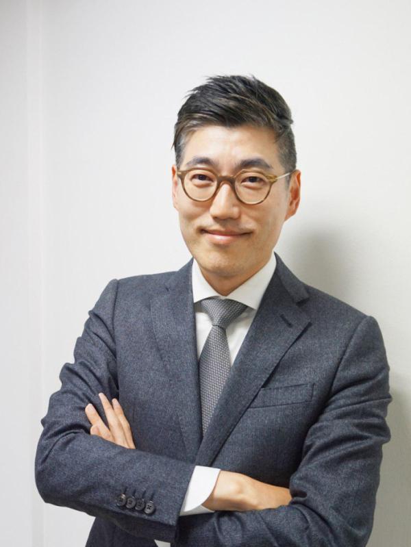 ▲민용재 와이제이엠게임즈 대표.