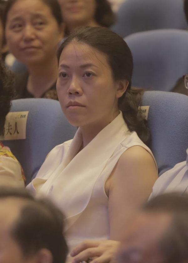▲양후이옌은 2005년 아버지로부터 경영권을 물려받았다. (연합뉴스)