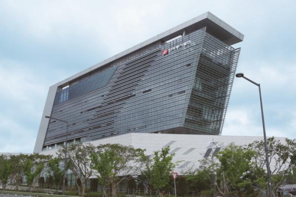 ▲한국동서발전 울산 사옥 전경.(사진 제공=한국동서발전)