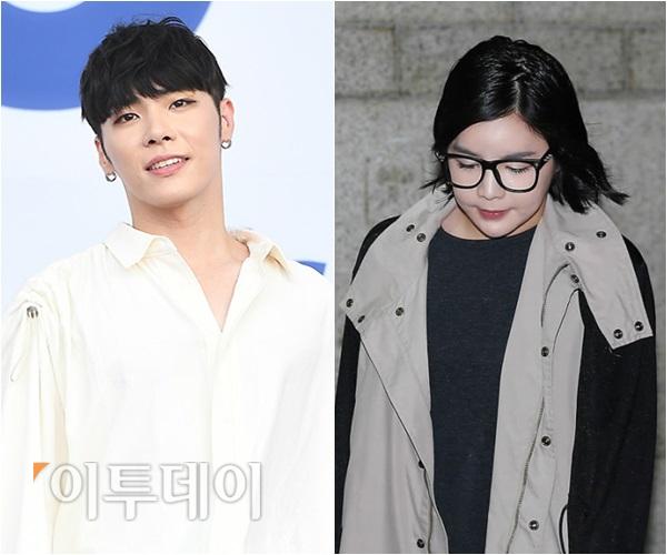 ▲휘성(왼), 에이미(출처=이투데이DB, 연합뉴스)