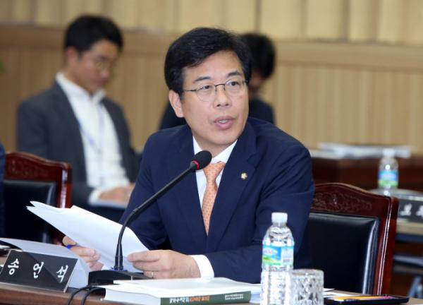 ▲송언석 자유한국당 의원.(연합뉴스)