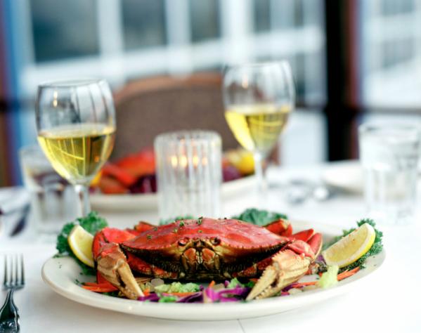 """▲샌프란시스코 관광청 관계자는 """"게 요리를 추천한다""""고 말했다.(사진제공=샌프란시스코 관광청)"""