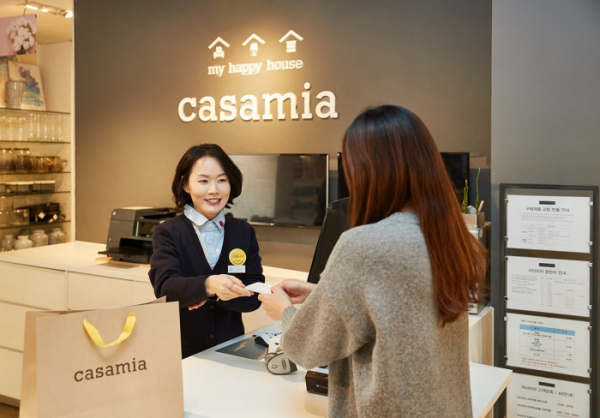 ▲신세계 리빙&라이프스타일 브랜드 '까사미아(casamia)'가 친환경 경영을 적극 실천한다.(사진제공=까사미아)