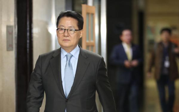 ▲민주평화당 박지원 의원.(연합뉴스)