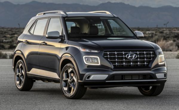 ▲현대차가 미국 뉴욕오토쇼를 통해 엔트리급 SUV 베뉴를 처음으로 공개했다. (사진제공=현대차)