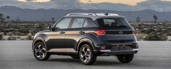 ▲현대차가 뉴욕오토쇼를 통해 엔트리 SUV '베뉴'를 처음으로 공개했다. (사진제공=현대차)