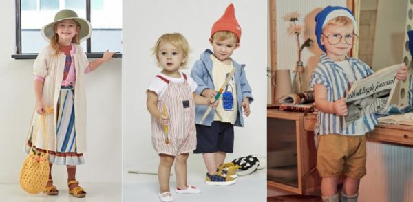 ▲제로투세븐 어린이날 맞이 패션 제안전 이미지(사진제공=제로투세븐)