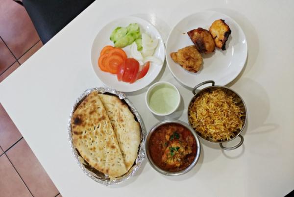 ▲생소하면서도 낯설지만은 않은 파키스탄 음식.