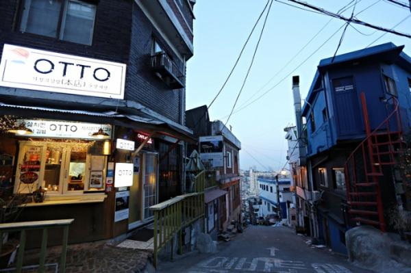 ▲맛 좋고 분위기 좋은 김밥집, 오토.