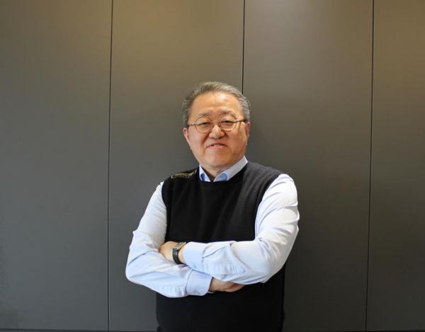 ▲김홍렬 하임바이오 대표.(사진제공=하임바이오)