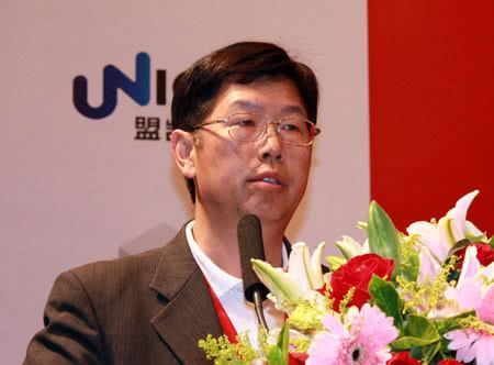 ▲궈타이밍 후계자로 지명된 류양웨이 반도체 부문 사장