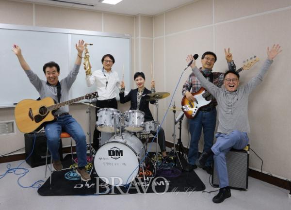 ▲종횡무진 밴드