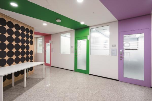 ▲캠퍼스 모임 공간(서울시50플러스재단)