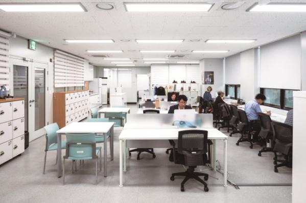 ▲중부캠퍼스 공유사무실(서울시50플러스재단)