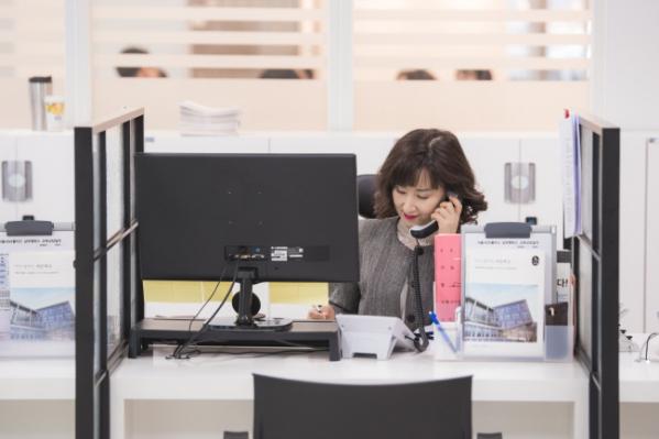 ▲남부캠퍼스 열린상담센터(서울시50플러스재단)