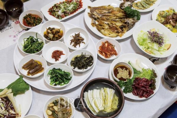 ▲남원 맛집 종가 한정식전문점(김혜영 여행작가)