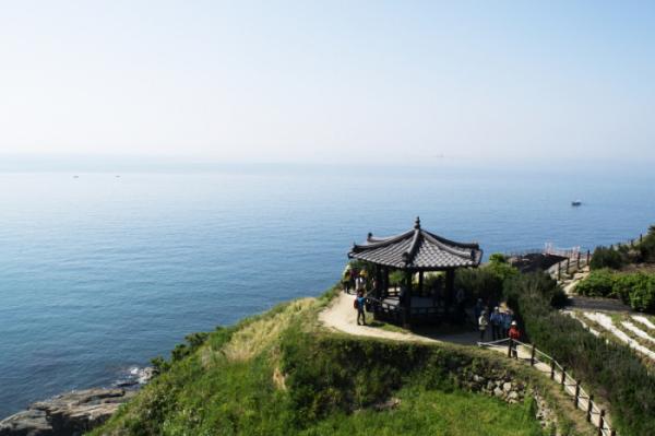 ▲다랭이 지갯길 (사진= 서동환 동년기자)
