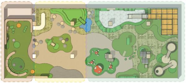 ▲현대건설 'H 아이숲' 이미지(사진=현대건설)