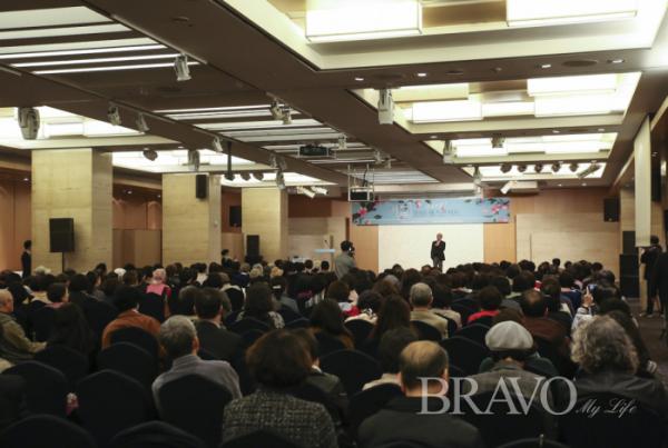 ▲ 제2회 브라보 헬스콘서트