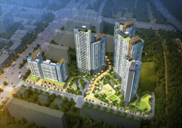▲대치쌍용2차 재건축 조감도(사진=서울시 재개발·재건축 클린업 시스템)