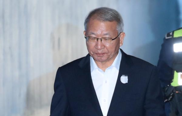 ▲양승태 전 대법원장. (연합뉴스)
