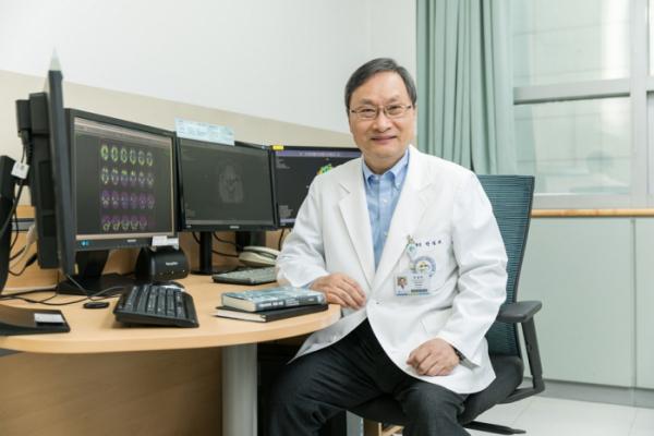 ▲한설희 건국대학교병원 의료원장.