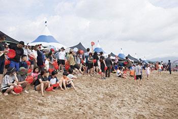 ▲알프스하동 섬진강문화재첩축제(하동군청 제공)