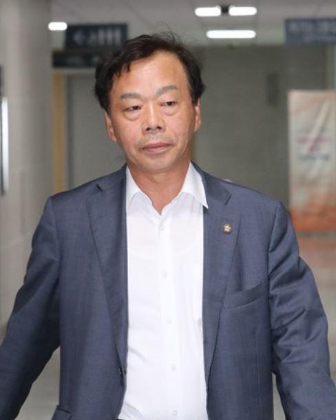 ▲이완영 자유한국당 의원(사진=연합뉴스)