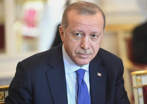 ▲레제프 타이이프 에르도안 터키 대통령. AP연합뉴스