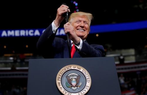 ▲도널드 트럼프 미국 대통령. 로이터연합뉴스
