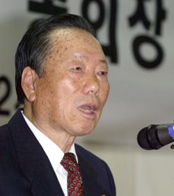 ▲정태수 전 한보그룹 회장(연합뉴스)