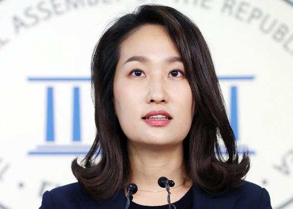 ▲김수민 바른미래당 의원(사진=뉴시스)