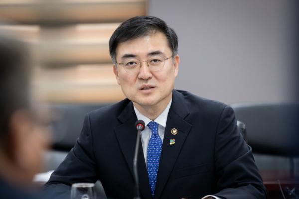▲손병두 금융위 부위원장(금융위원회)