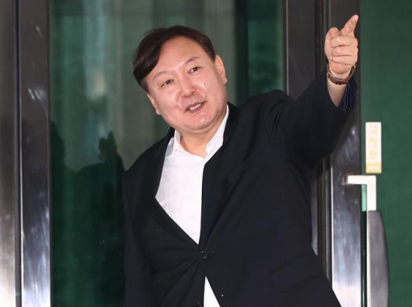 ▲윤석열 신임 검찰총장 후보자.(연합뉴스)