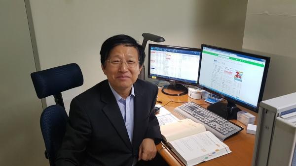 ▲김선제 성결대 교수.