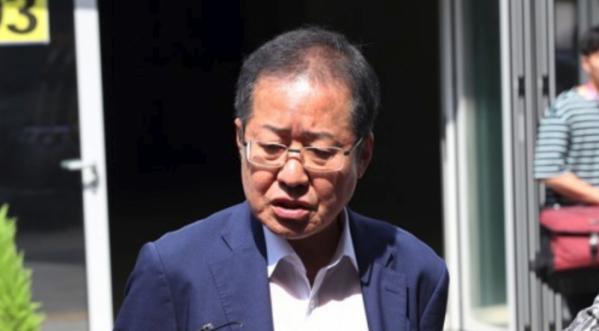 ▲홍준표 자유한국당 전 대표.(사진제공=연합뉴스)