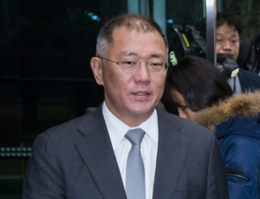 ▲정의선 현대차그룹 총괄수석부회장. (이투데이DB)