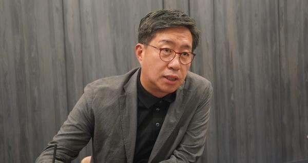 ▲전하진 쉬(SHH)코리아 대표.